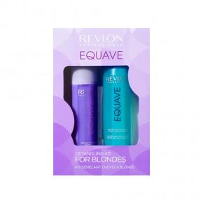 Equave Detangling Kit For Blondes Šviesiaplaukių rinkinys plaukams