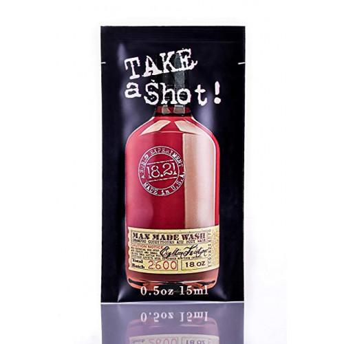 18.21 Man Made Wash Original Sweet Tobacco 3in1 Daugiafunkcinė priemonė vyrams 1900ml