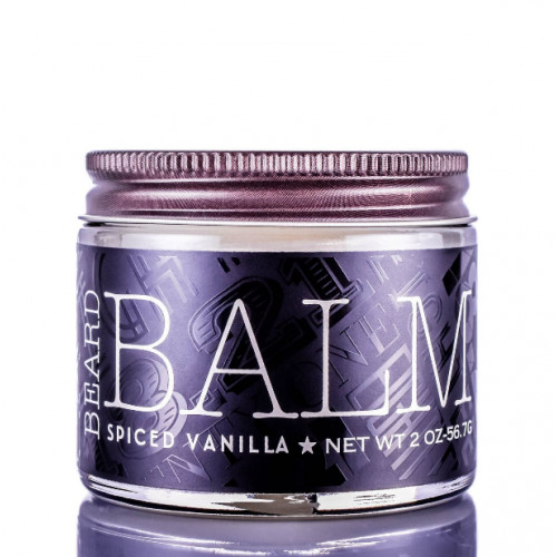18.21 Man Made Beard Balm Spiced Vanilla Balzamas barzdai 56.7g