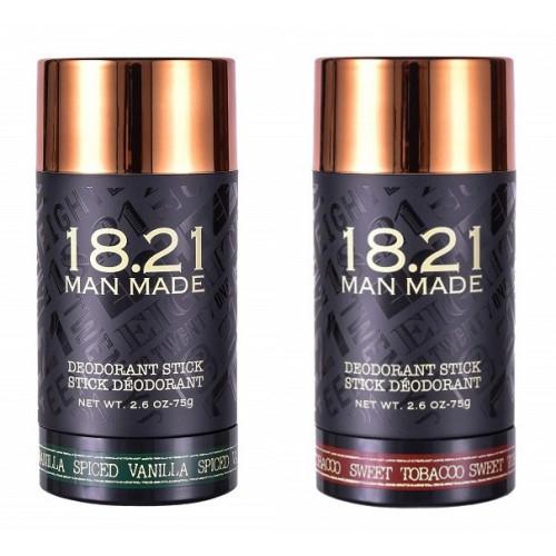 18.21 Man Made Deodorant Stick Pieštukinis dezodorantas 75g