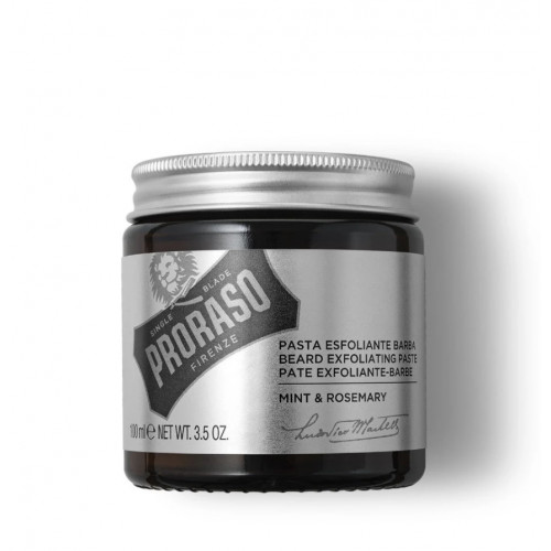 Proraso Beard Exfoliating Paste Barzdos šveitiklis 100ml