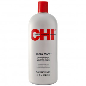 Clean Start Clarifying Valomasis šampūnas
