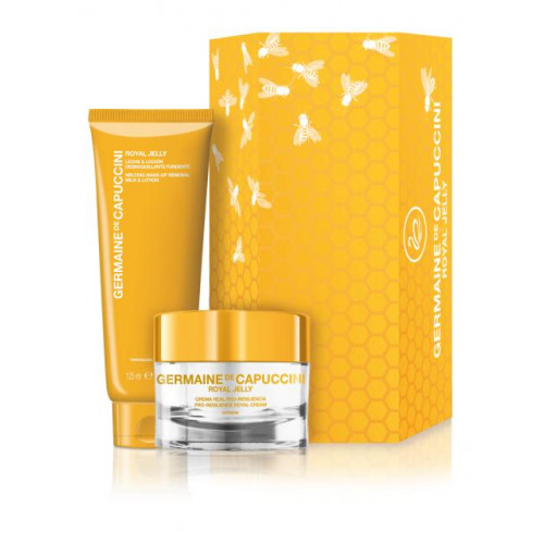 Germaine de Capuccini Royal Jelly Extreme Rinkinys sausai odai 50ml+125ml