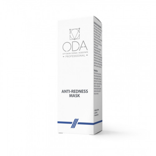 ODA Anti-Redness Mask Kaukė nuo raudonio 50ml
