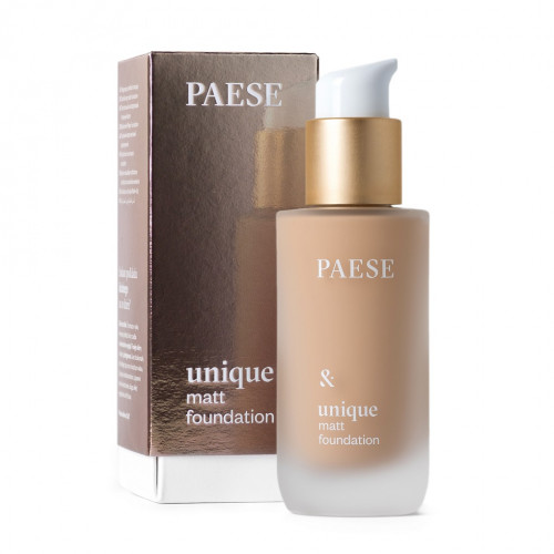 Paese Unique Matt Foundation Kreminė pudra 30ml