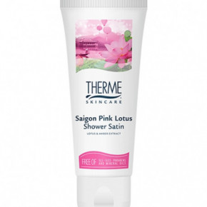 Therme Saigon Pink Lotus Dušo Prausiklis 200ml