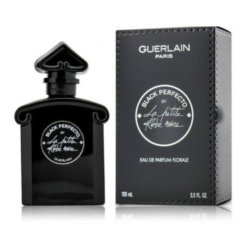 Guerlain Black Perfecto by La Petite Robe Noire Parfumuotas vanduo moterims 100ml, Testeris