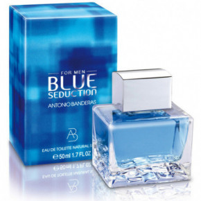 Antonio Banderas Blue Seduction Tualetinis vanduo vyrams 100ml