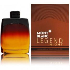 Mont Blanc Legend Night Parfumuotas vanduo vyrams 100ml