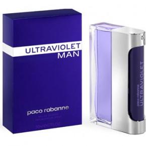 Paco Rabanne Ultraviolet Tualetinis vanduo vyrams 100ml
