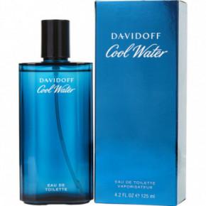Davidoff Cool Water Men Tualetinis vanduo vyrams 125ml