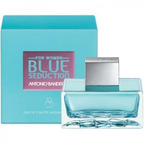 Antonio Banderas Blue Seduction Tualetinis vanduo moterims 80ml