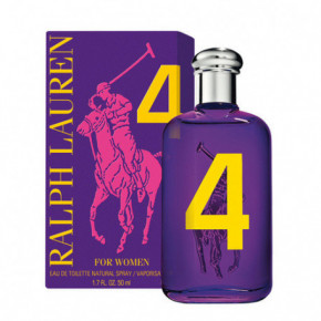 Ralph Lauren Big Pony 4 for Women Tualetinis vanduo moterims 100ml