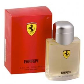 Ferrari Red Tualetinis vanduo vyrams 125ml