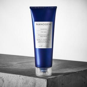 Nanogen Thickening Hair Treatment Plaukų apimtį didinantis šampūnas vyrams 240ml