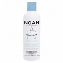 Noah Kids Creamy Shower Lotion Kreminis kūno prausiklis su pienu ir cukrumi vaikams 250ml