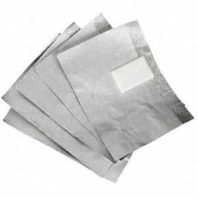 Kinetics Remover Foil With Cotton Folija Geliui - Lakui Nuimti 100vnt