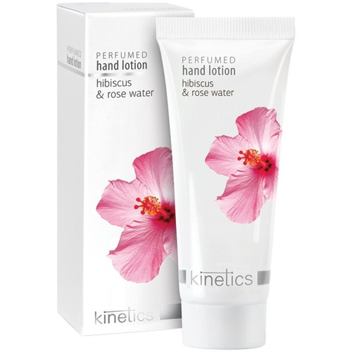 Kinetics Hand & Body Lotion Parfumuotas Losjonas Rankoms Ir Kūnui Su Kinrožėmis Ir Rožių Vandeniu 40ml
