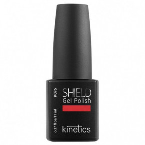 Kinetics Shield Gel Polish Bonnie Red Gelis-Lakas 076 11ml