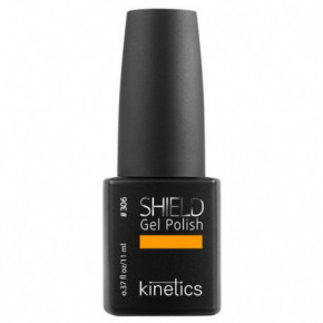 Kinetics Shield Gel Polish Orange Split Gelis-Lakas 306 11ml