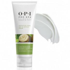 OPI Protective Hand Nail & Cuticle Cream Apsauginis rankų, nagų ir odelių kremas 118ml
