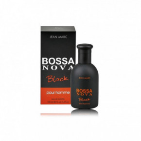 Jean Marc Bossa Nova Black Tualetinis vanduo vyrams 100ml