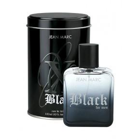 Jean Marc X Black For Men Tualetinis vanduo vyrams 100ml