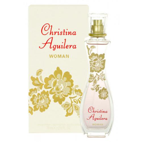 Christina Aguilera Woman Parfumuotas vanduo moterims 50ml, Testeris