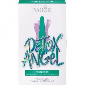 Detox Angel Odą detoksikuojantis, drėkinantis ir apsaugantis koncentratų rinkinys