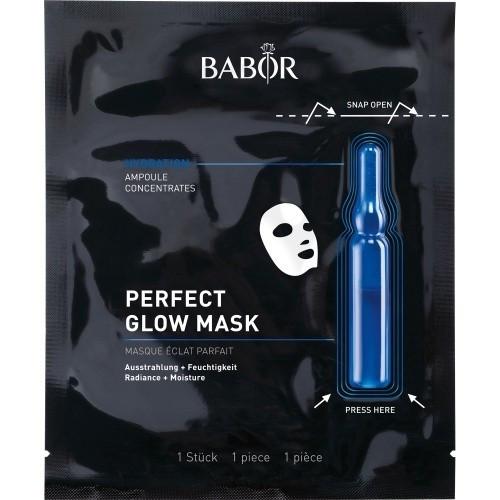 Babor Perfect Glow Mask Intensyviai drėkinanti ir švytėjimo suteikianti veido kaukė 1 vnt.