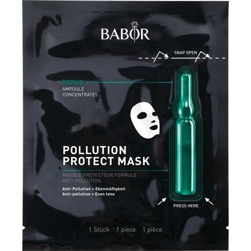 Babor Pollution Protect Mask Nuo aplinkos taršos sauganti ir antioksidantais praturtinta veido kaukė 1 vnt.