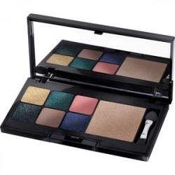 Babor Celebrate Beauty Face & Eye Collection Veido kontūravimo ir akių šešėlių paletė 6x0.6g, 1x3.5g