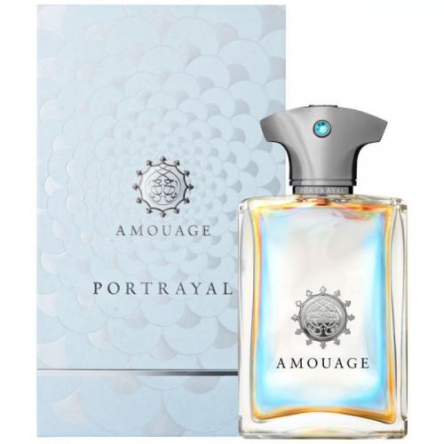 Amouage Portrayal Man Parfumuotas vanduo vyrams 100ml, Testeris
