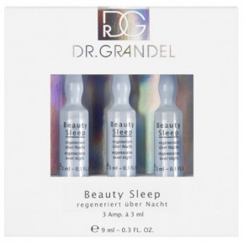 Dr. Grandel Beauty Sleep Aktyvaus koncentrato ampulės 3x3ml