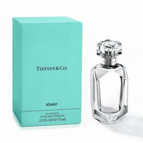 Tiffany & Co. Sheer Tualetinis vanduo moterims 75ml