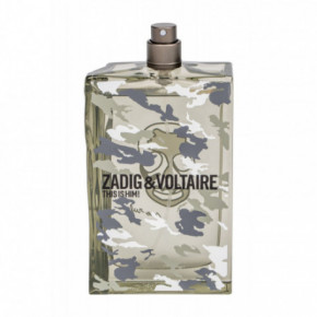 Zadig & Voltaire This is Him! Capsule Collection 2019 Tualetinis vanduo vyrams 100ml