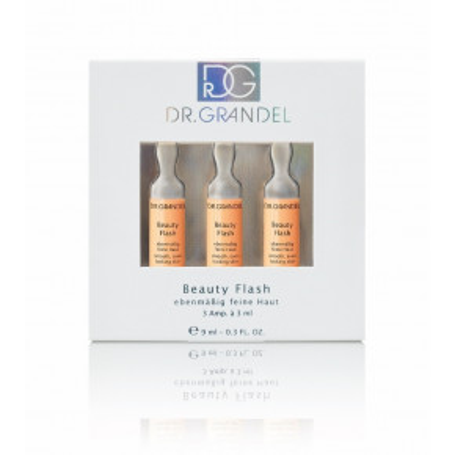 Dr. Grandel Beauty Flash Aktyvaus koncentrato ampulės 3x3ml
