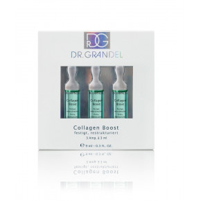 Dr. Grandel Collagen Boost Aktyvaus koncentrato ampulės 3x3ml