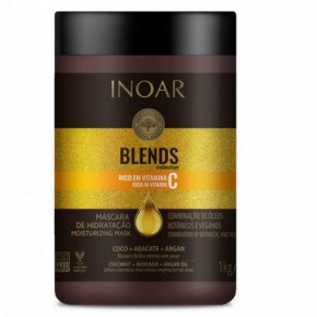 Inoar Blends Mask kaukė su vitaminu C 1000g