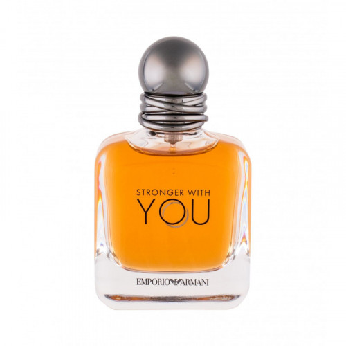 Giorgio Armani Emporio Stronger With You Tualetinis vanduo vyrams 50ml, Originali pakuote