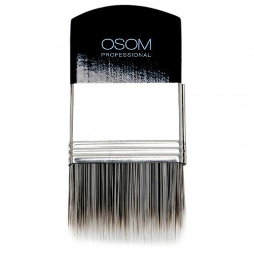 OSOM Professional Dusting Brush Šepetėlis manikiūro dulkėms valyti