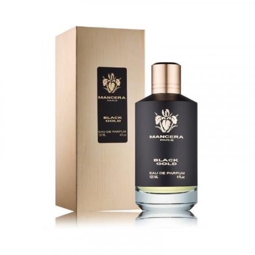 Mancera Black Gold Parfumuotas vanduo vyrams 120ml, Originali pakuote