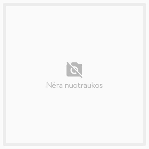HomelyWorld Moteriškas chalatas su juodais nėriniai (mėlynas)