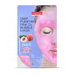 Purederm Deep Purifying O2 Bubble Mask Giliai valanti putojanti veido kaukė 25g