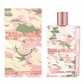 Zadig & Voltaire This is Her! Capsule Collection 2019 Parfumuotas vanduo moterims 100ml