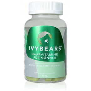 IVYBEARS Hair Vitamins For Men 1 Month