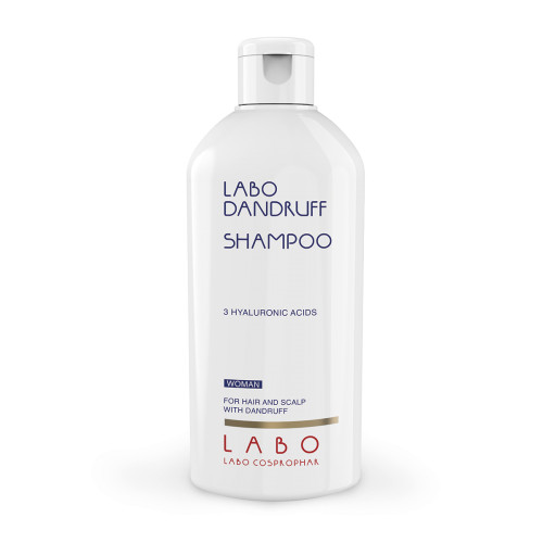 Labo Cosprophar Labo Specific Dandruff Shampoo Šampūnas nuo pleiskanų moterims 200ml