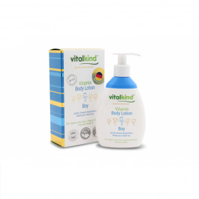 Vitalkind Vitamin Body Lotion Kūno losjonas vaikams 200ml