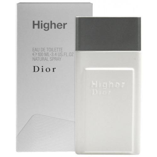 Christian Dior Higher Tualetinis vanduo vyrams 100ml, Testeris