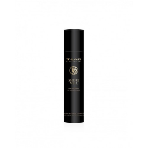 T-LAB Professional Shine Veil Hair Spray Purškiamas blizgesys 150ml